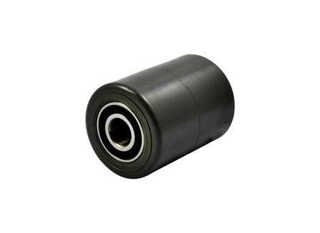 Nylon Wheel Assembly, 2.91x3.86x1.85