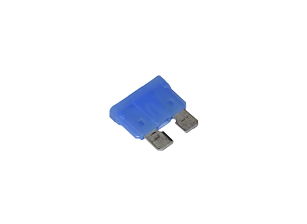 Fuse, 15 A, Fast Acting, Automotive Blade, 32 V, Blue