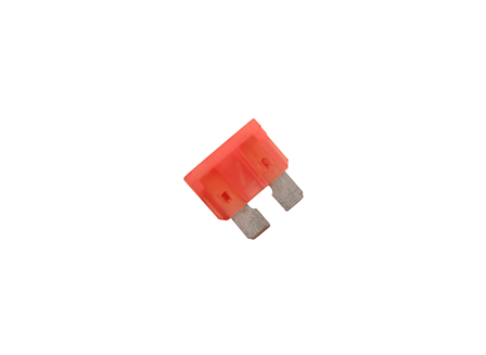 Fuse, 4 A, Fast Acting, Automotive Blade, 32 V, Pink