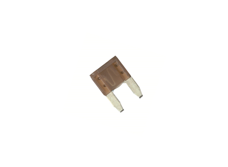 Fuse, 5 A, Automotive ATM Mini Blade, 58 V, Tan