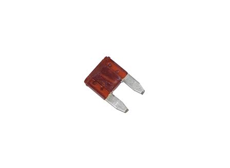 Fuse, 7.5 A, Automotive ATM Mini Blade, 58 V, Brown