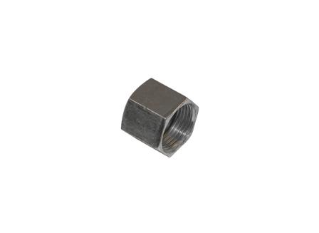 Cap O-Ring Face Seal, Thread: 1-14, Depth: .93 in.