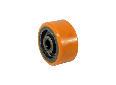 Polyurethane Wheel, 4x2.06x1.189, Compound 201