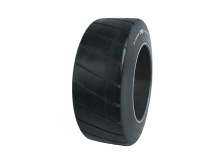 Polyurethane Tire, 13.5x5.5x8, Sipe - Thick, Compound: 243