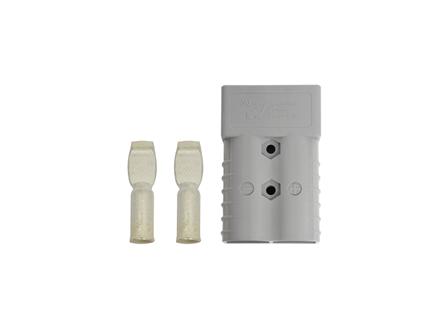 Housing & Contact Kits, 350 SB, Gray