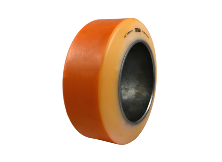 Polyurethane Tire, 13x5.5x8