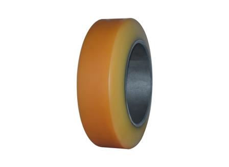 Polyurethane Tire, 13x4.5x8