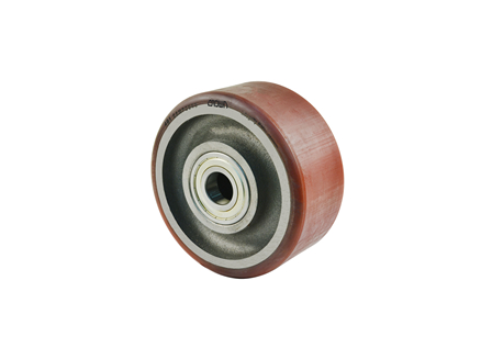 Polyurethane Wheel, 8x3.75x3.15
