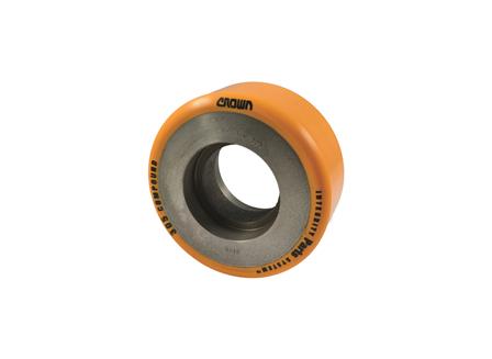 Polyurethane Wheel, 6x2.75x3.14, Compound 305