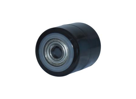 Polyurethane Wheel Assembly, 3.25x3.88x1.849