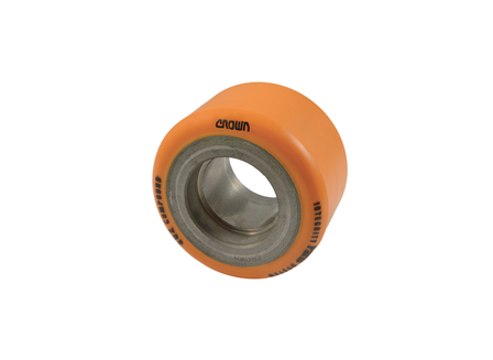 Polyurethane Wheel, 4x2.5x2.047, Compound 302