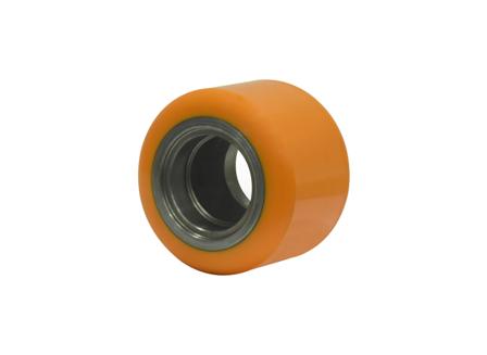 Polyurethane Wheel, 4x2.88x2.047, Compound 306