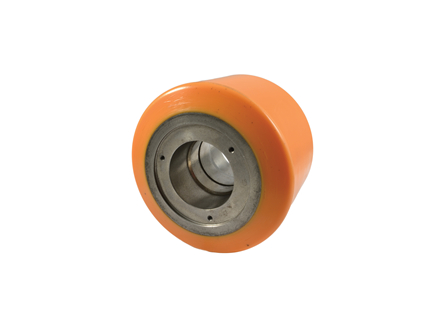 Polyurethane Wheel, 7x5x2.562