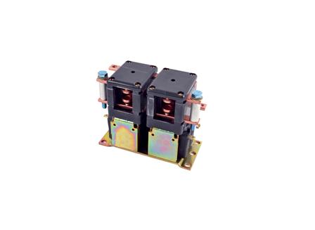 Contactor, Variable Forward-Reverse, 24 V