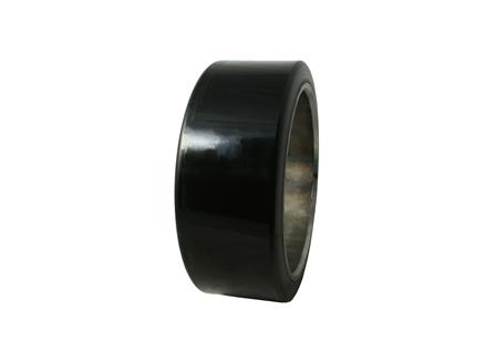 Polyurethane Tire, 10.5x4x8, Smooth, Compound: 060