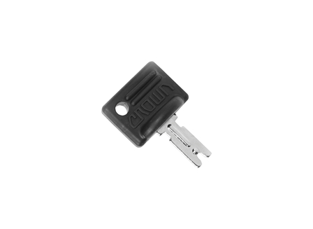 Lift Truck Power Switch Key, Molded, Reach, Turret, Stockpickers, Counterbalance, PR