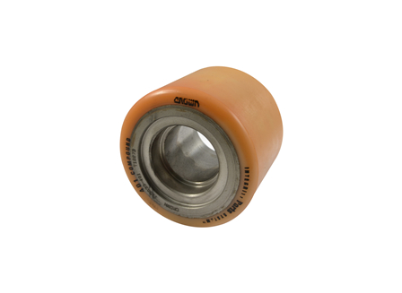 Polyurethane Wheel, 5x4.12x2.44, Compound 401