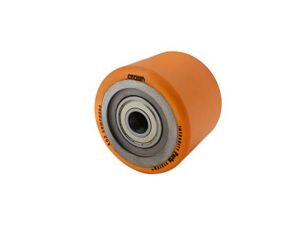 Polyurethane Wheel, 5x4.12x2.44