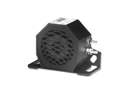 Back-Up Alarm, Standard, 12 V - 48 V, 97 dB