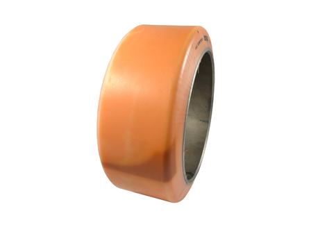 Polyurethane Tire, 13x5.5x9.5