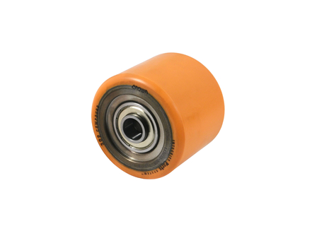 Polyurethane Wheel, 6x4.12x3.149, Compound 302