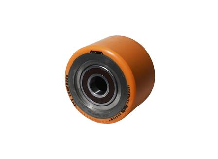 Polyurethane Wheel Assembly, 6x4.12x3.149