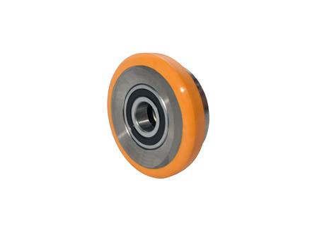 Polyurethane Wheel Assembly, 6x2x3.149