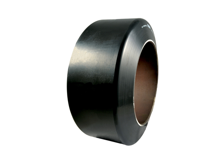 Polyurethane Tire, 16x7x10.5, Smooth, Compound: 344