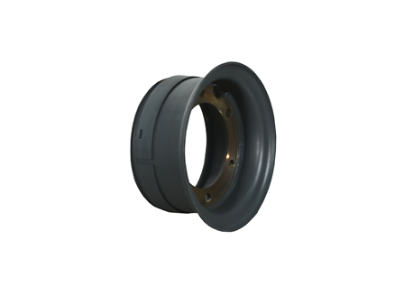 Rim, Size: 5 S-12, Tire Size: 7.00-12  5.0 in.