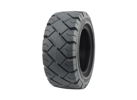 Tire, Solid Resilient, 200/50-10