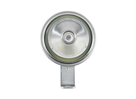 Electronic Horn, L Bracket, 24, 36, 48 V, 105 dB