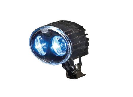 Spot Light, LED, Blue, 12 V- 48 V, Premium