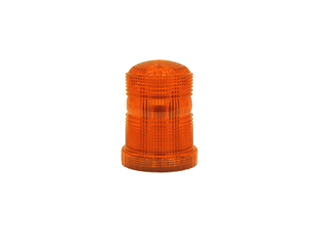 Replacement Lens, Amber, LED