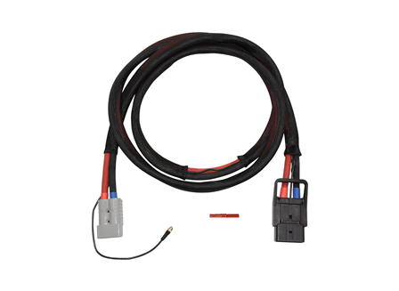 Lithium Ion Charge Harness, 4/0, Schaltbau LV400, SB350