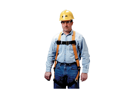 Full Body Harness, Mating Buckle