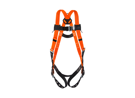 Full Body Harness, Tongue Buckle, Large/X-Large