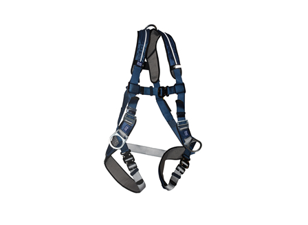 ExoFit XP Harness with back and side D-Rings, X-Large