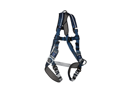 ExoFit XP Harness with back and side D-Rings
