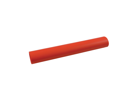 Heat Shrink Tubing, Gauge #4 - 2/0, Red, 6 in.