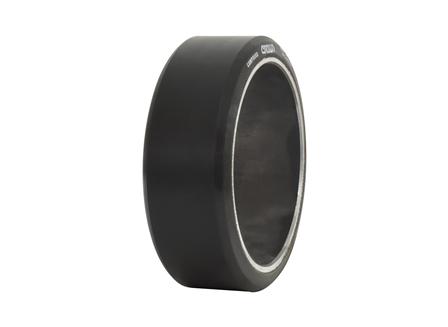 Polyurethane Tire, 10x3.5x8