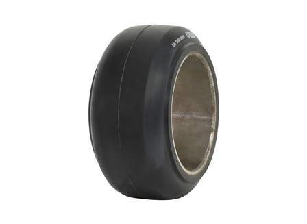 Polyurethane Tire, 10x4.75x6.5