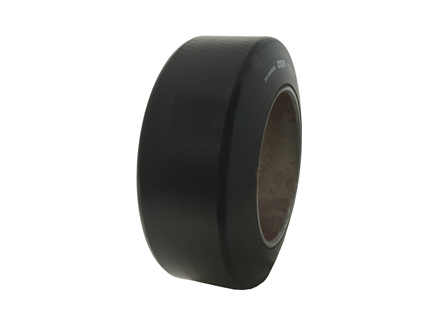 Polyurethane Tire, 13.5x5.5x8, Sipe - Thin, Compound: 243