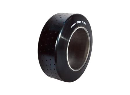 Polyurethane Tire, 13.5x5.5x8