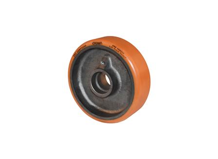 Polyurethane Wheel, 7.88x2.48x2.047
