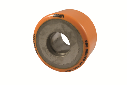 Polyurethane Wheel, 6x3.63x2.44, Compound 302