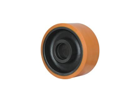 Polyurethane Wheel, 8x4x2.44