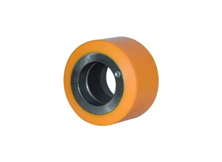 Polyurethane Wheel, 4x2.5x2.047, Compound 306