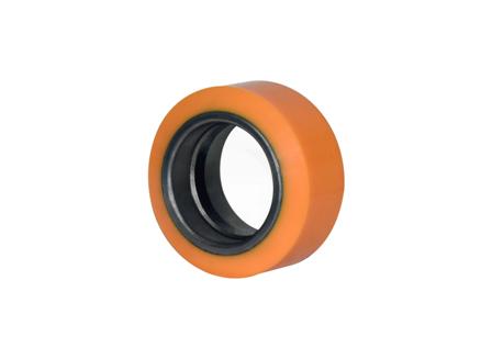 Polyurethane Wheel, 3.25x1.57x2.047