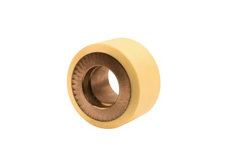 Polyurethane Wheel, 4x2.5x2.444