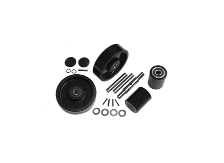 Complete Wheel Kit, Manual Pallet Jack
